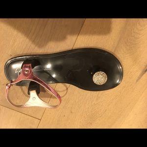 Giuseppe Zanotti jelly sandals